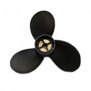 Propeller Alu 9 x 7R für Yamaha 8 PS Pin Drive, 3011-090-07P